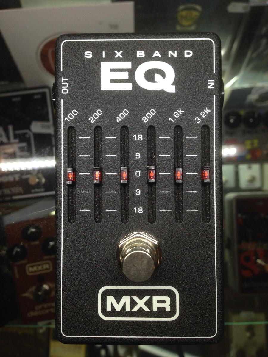 MXR M109